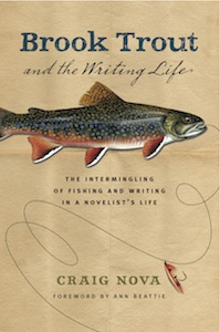 Brook Trout and The Writing Life